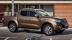 Renault Alaskan 2017 ใหม่ รถกระบะ สัญชาติฝรั่งเศสเผยโฉมที่ยุโรป