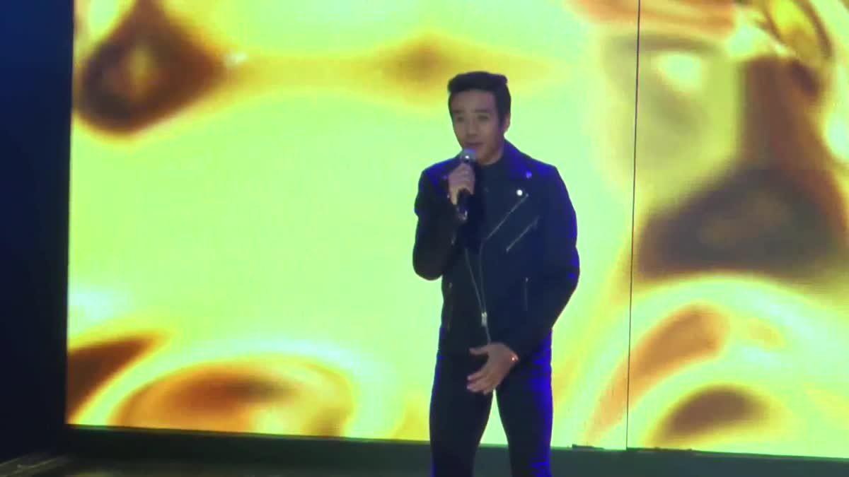 อินเนอร์มาเต็ม!!! ชมลีลา ก้อง ห้วยไร่ โชว์ร้องเพลงสตริง 5 เพลงฮิตแห่งปี