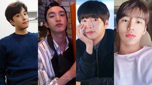 อยากเก็บเอาไว้ทุกคน 5 นักแสดงหนุ่มหล่อ ออร่าปัง จากซีรีส์ Love with Flaws