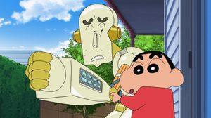 """พ่อชินจังเป็นหุ่นยนต์ เตรียมถล่มโรงในไทย """"ชินจัง เดอะ มูฟวี่ ศึกยอดคุณพ่อโรบอท"""""""