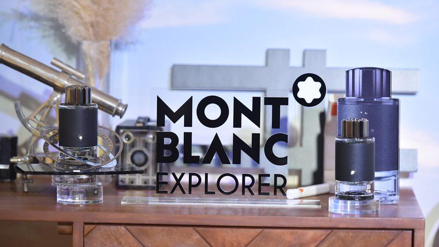 Montblanc EXPLORER น้ำหอมใหม่ที่จะปลุกจิตวิญญาณนักสำรวจ ด้วยความพิถีพิถันในการสร้างสรรค์