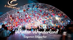 Winter Wonderland 2020 ดูไฟปีใหม่ ถ่ายรูปสวย ที่ เอ็มควอเทียร์ & เอ็มโพเรียม