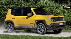 Jeep Renegade PHEV 2019 พร้อมเปิดตัวรถยนต์ ปลั๊กอินไฮบริด ภายในปี 2020