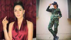 จับตามอง น้องป๊อปปี้ ทหารหญิงหน้าสวย ลงประกวด Miss Tourism Queen Thailand 2017