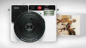 เปิดตัวแล้ว!! Leica Sofort กล้องโพราลอยด์ตัวใหม่ล่าสุด ในราคาหมื่นต้นๆ