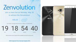 มาแน่!! ZenFone 3 นับถอยหลังเจอกัน 30 พฤษภาคม