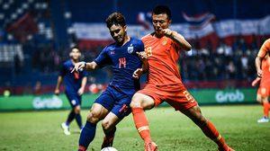 โค้ชแบน คุมช้างศึกซีเกมส์อุ่นเครื่องพ่ายทีมชาติจีน 1-2