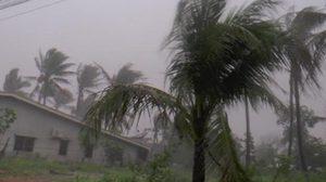 เตือน 4 จังหวัดระวังฝนตกหนัก ส่วนกทม.มีฝนฟ้าคะนองบางแห่ง