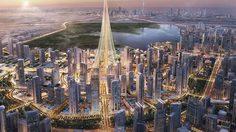 """มหานครดูไบ เดินหน้าสร้าง """"ตึกระฟ้าที่สูงที่สุดในโลก"""" แห่งใหม่!"""