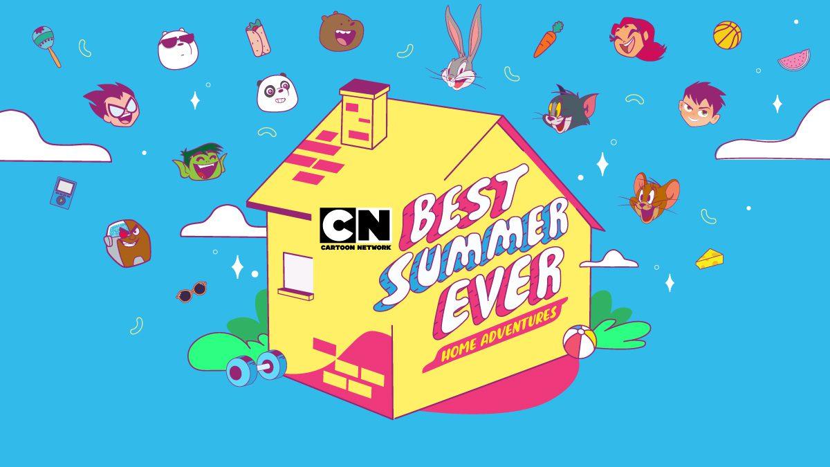 เริ่มการผจญภัยในบ้านคุณไปกับ CARTOON NETWORK เพื่อช่วงเวลาสนุกๆ ของทุกคนในครอบครัวในช่วงซัมเมอร์นี้!