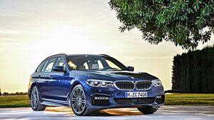เปิดราคา BMW 530i Touring M Sport ใหม่ เอาใจสาย Touring