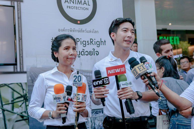 เปิดวิสัยทัศน์องค์กรพิทักษ์สัตว์แห่งโลก ปี 62 สานต่องานสวัสดิภาพสัตว์ ยกระดับคุณภาพชีวิตมนุษย์