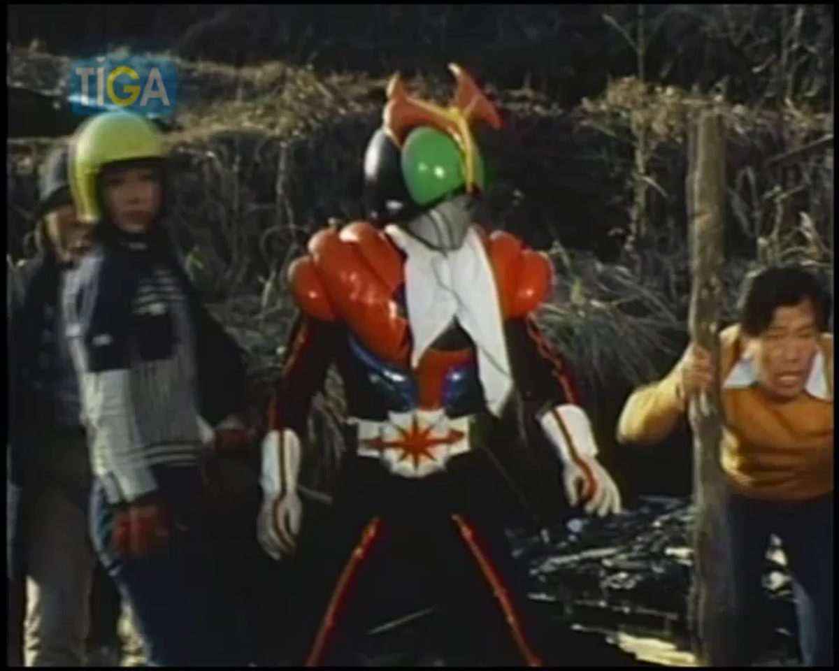 Masked Rider Stronger ตอนที่ 5-2