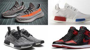 10 สุดยอด Sneakers ประจำปี 2016 ที่ควรค่าแก่การเก็บสะสม