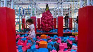สวนสนุกติดแอร์ ขนาดยักษ์ ครั้งแรกในประเทศไทย เสริมสร้างพัฒนาทักษะเด็ก