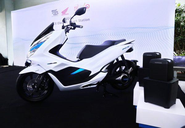 Honda PCX EV