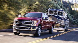 Ford เปิดตัว F-Series Super Duty 2020 พร้อมเครื่องยนต์ V8 ขนาด 7.3 ลิตร