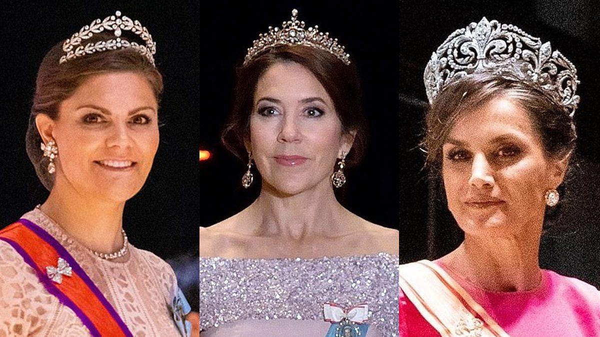 เปิดแฟ้ม เทียร่า เจ้าหญิงทั่วโลก เข้าร่วมพระราชพิธีบรมราชาภิเษกสมเด็จพระจักรพรรดิญี่ปุ่น