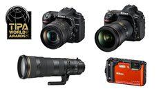 Nikon D850 นำทีม D7500, W300 คว้ารางวัลสุดยอดผลิตภัณฑ์ด้านการถ่ายภาพ TIPA World Awards 2018