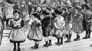 ย้อนอดีตโรงเรียนปีค.ศ.1800 จะต่างกับยุคปัจจุบันยังไง