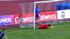 คลิป คู่แข่งยังไม่ทันโดนบอล! สโมสรในเอสโตเนียใช้เวลา15วินาทีส่งบอลตุงตาข่ายตัวเอง