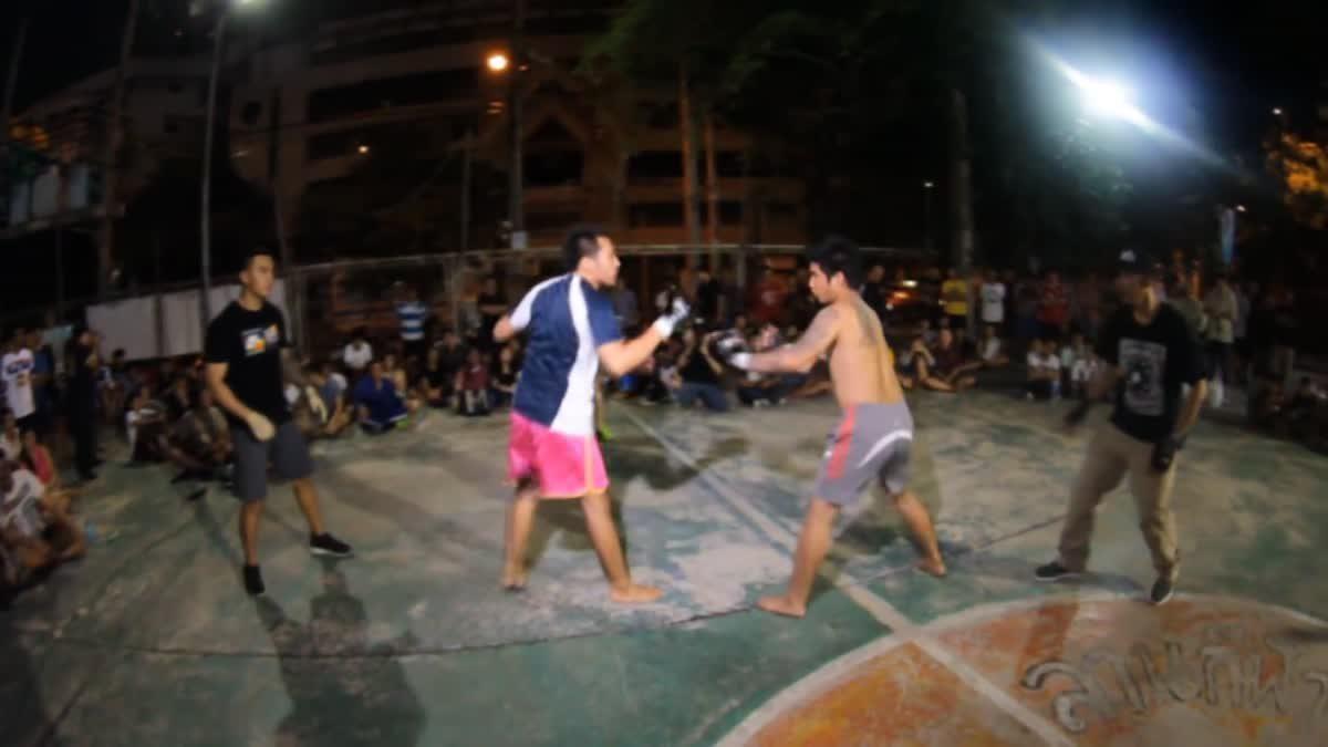 Fight Club Thailand มิ้ง x นนท์ คู่ที่ 51