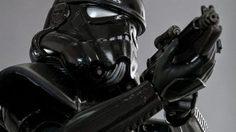 ปล่อยมาแล้วกับ Shadow Storm Trooper จาก HotToys