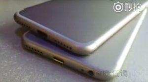 คลิปหลุดล่าสุดเผย iPhone 7 ไม่มีสายเสียบหูฟัง