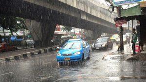 กรมอุตุฯเผย ไทยมีฝนเพิ่มขึ้น – กทม. 60% ฟ้าคะนอง