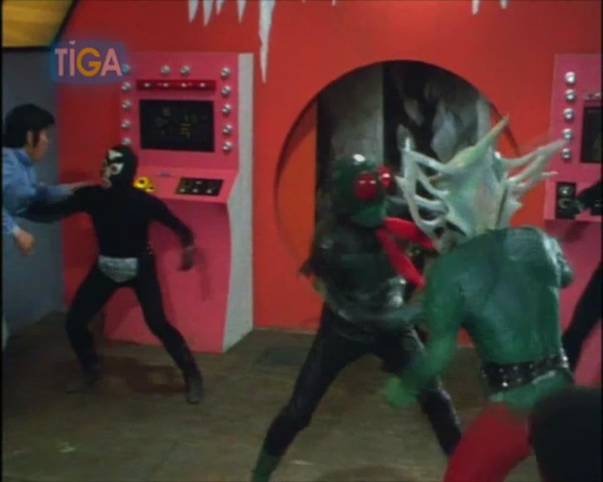 Masked Rider ตอนที่ 51-3