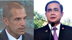 สหรัฐกังวลไทยจับน.ศ.-บิ๊กตู่เมินย้ำแจงหมดแล้ว