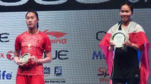 ประวัติศาสตร์หน้าใหม่!! น้องเมย์ เร่งเครื่องพลิกดับ ซุน หยู กระหึ่ม3แชมป์ ใน3สัปดาห์