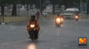อุตุฯ ชี้ 29 ม.ค.-4 ก.พ. ทั่วไทยมีฝนระยะแรก และอุณหภูมิจะลดลง 6-8 องศา