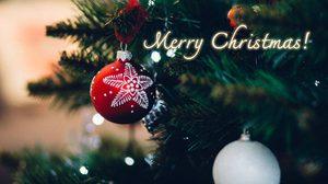 Christmas Eve - Christmas Day