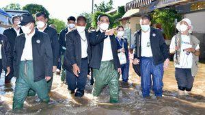 'บิ๊กตู่' ย้ำสถานการณ์น้ำท่วมครั้งนี้ ไม่วิกฤตเหมือนในอดีตที่ผ่านมา