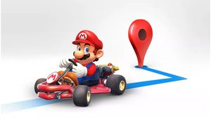 Google จับมาริโอ้มาดริฟท์โชว์บน Maps ฉลองวัน Mario Day