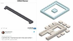 ไอเดียบรรเจิดกันมาก!! ชาวเน็ตร่วมใจกันออกแบบโซฟาของ IKEA ได้วายป่วงสุดๆ