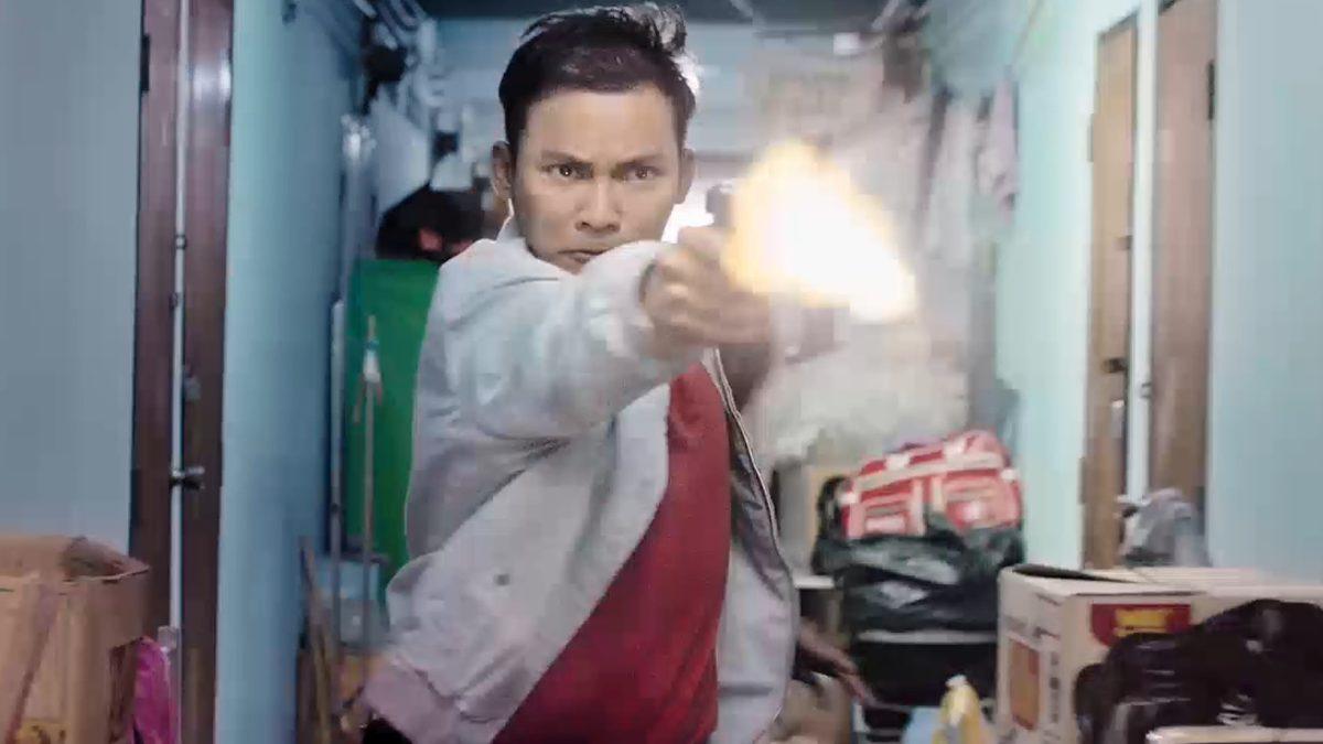"""ฉากบู๊ของ จา พนม และ อู๋เยี่ย จากหนัง """"Paradox เดือดซัดดิบ"""""""