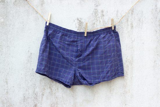 กางเกงในผู้ชาย