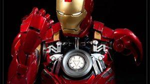 Sideshow งัดทีเด็ดปล่อย iron man mark VI ขนาดใหญ่