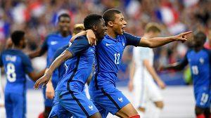 ผลบอล : สิงโต ไร้น้ำยา!! ฝรั่งเศส 10คนต้นครึ่งหลังเชือดนิ่ม อังกฤษ 3-2 แมตช์อุ่นเครื่อง