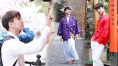 10 ภาพ หล่อทะลุเลนส์! ริท เดอะสตาร์ สุดฟิน in Japan