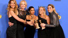 Time's Up! แคมเปญทรงอิทธิพล ที่นำเหล่าคนดังแห่กันสวมชุดสีดำ ร่วมงาน Golden Globes!!