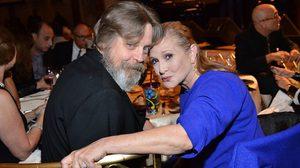 มาร์ก ฮามิล ทวีตข้อความสุดจับใจถึง แคร์รี ฟิเชอร์ ในการแสดงหนัง Star Wars Episide IX