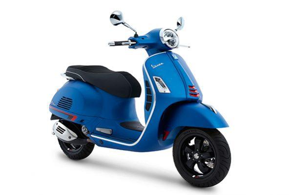 (Vespa GTS Super Sport 300