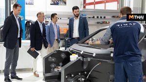ฮุนได มอเตอร์กรุ๊ป ร่วมมือ Rimac พัฒนา รถยนต์พลังงานไฟฟ้า สมรรถนะสูง