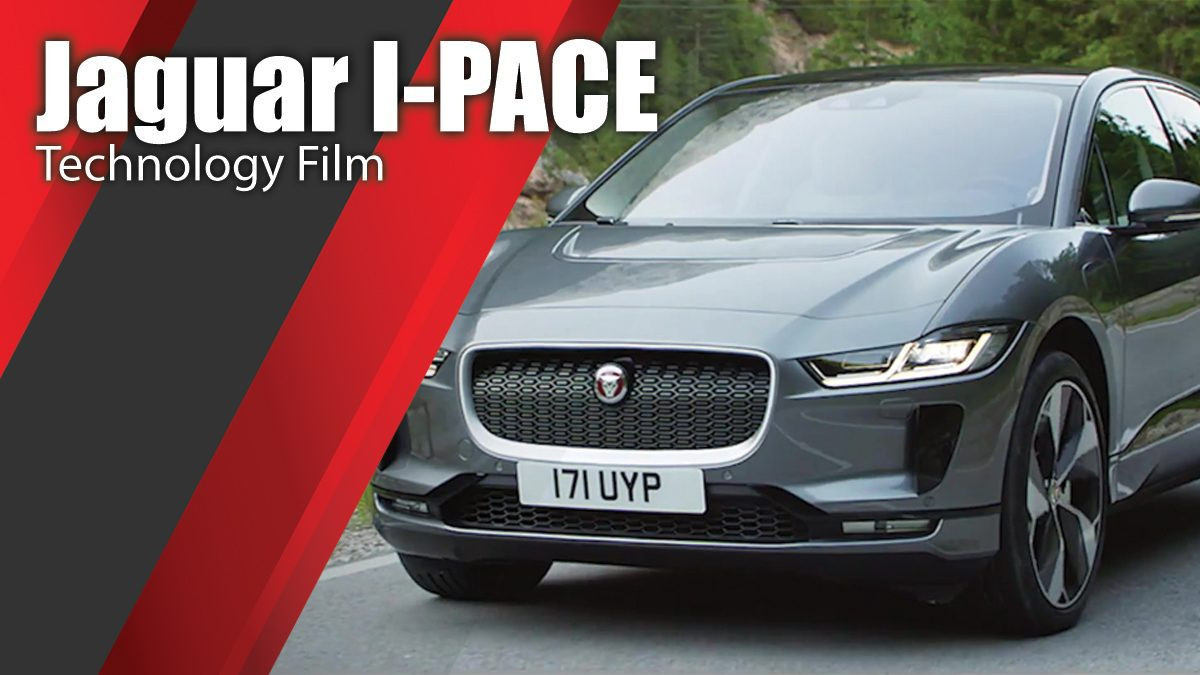 Jaguar I-PACE Technology Film