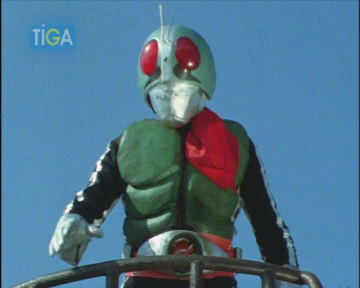 Masked Rider ตอนที่ 80-3