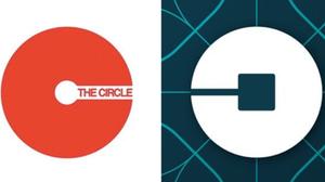 บังเอิญคล้ายกัน!? โลโก้บริษัทไอทีในหนัง The Circle กับ Uber ดูจะใกล้เคียงกันเกินไป (หรือเปล่า?)