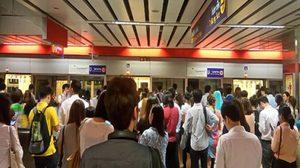 รฟม.แจงกรณีรถไฟฟ้าใต้ดิน MRT ขัดข้อง